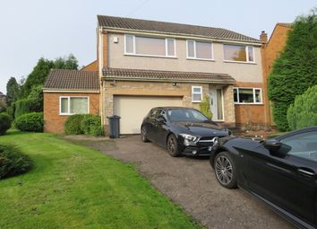 Thumbnail 4 bed detached house to rent in Allesley Close, Sutton Coldfield