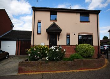 Thumbnail 3 bed link-detached house for sale in Brook Hill, Little Waltham, Chelmsford, Essex