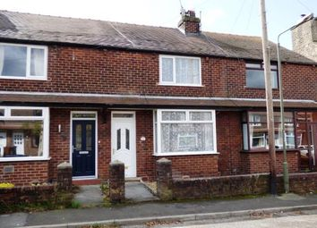 Thumbnail 2 bed terraced house for sale in Laneside Road, New Mills, High Peak, Derbyshire