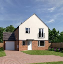 Thumbnail 4 bed detached house for sale in Ockerhill Road, Tipton
