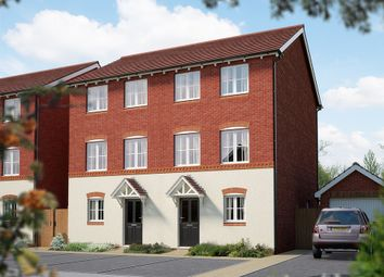 "Thumbnail 3 bedroom semi-detached house for sale in ""The Winchcombe"" at Weights Lane Business Park, Weights Lane, Redditch"