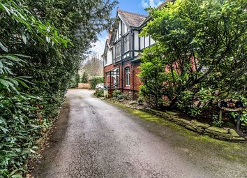 Thumbnail 2 bed flat for sale in Woodroyd Close, Bramhall, Stockport