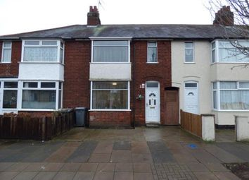 Thumbnail 3 bed terraced house for sale in Fairfax Road, Leicester, Leicestershire