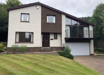 Thumbnail 4 bed detached house to rent in The Bridges, Peebles