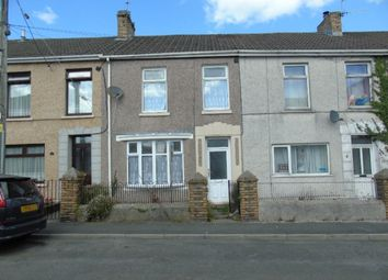 Thumbnail 3 bed terraced house to rent in Mansel Street, Burry Port