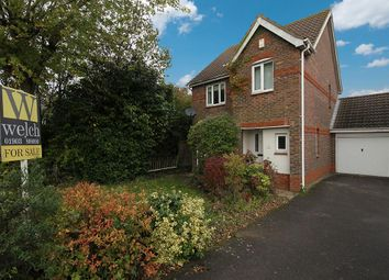 Thumbnail 3 bed link-detached house for sale in Squadron Drive, Durrington, West Sussex