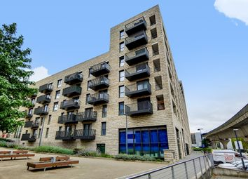 Thumbnail 2 bed flat for sale in Kingfisher Heights, London