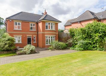 Thumbnail 4 bedroom detached house for sale in Fortwilliam Demesne, Belfast