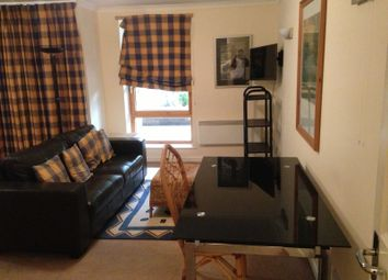 Thumbnail Room to rent in Meridian Place, London