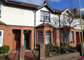 Thumbnail 3 bed terraced house for sale in Bond Road, Ashford