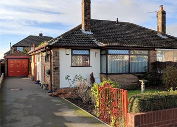 Thumbnail 2 bed bungalow for sale in Robin Royd Garth, Mirfield, West Yorkshire