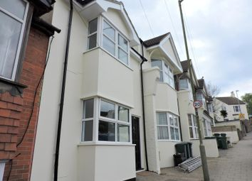 Thumbnail 1 bed terraced house to rent in Millers Road, Brighton