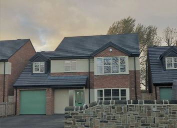Thumbnail 5 bed detached house for sale in Boundary View, Burnhope, Durham