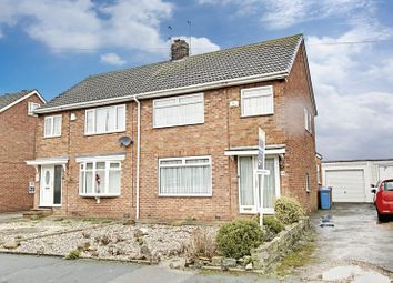 Thumbnail 3 bed semi-detached house for sale in Dawnay Road, Bilton, Hull
