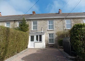 Thumbnail 2 bed terraced house for sale in Holmans Terrace, Four Lanes, Redruth