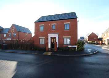 Thumbnail 4 bedroom detached house for sale in Rockford Place, Ettingshall, Wolverhampton