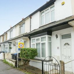 Thumbnail 3 bed terraced house for sale in Telham Avenue, Ramsgate, Kent