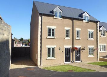 Thumbnail 4 bed semi-detached house to rent in Manor View, Woodmancote, Dursley