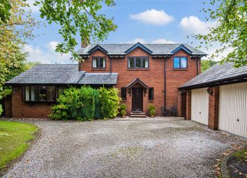 Thumbnail 4 bed detached house for sale in The Paddock, Rufford, Ormskirk