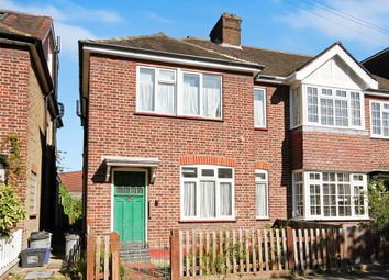 Thumbnail 3 bed terraced house for sale in Manor Park, Richmond
