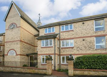 1 bed flat for sale in New Jubilee Court, Grange Avenue, Woodford Green IG8