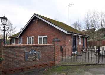 Thumbnail 2 bed detached bungalow for sale in Church Meadow Gardens, Hyde