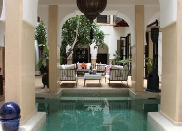 Thumbnail 6 bed town house for sale in Marrakech Medina, The Medina, Marrakech, 40000