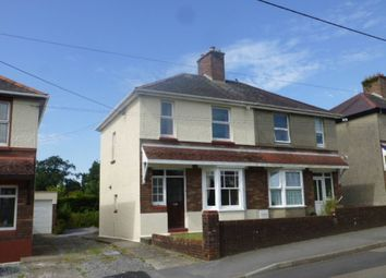 Thumbnail 3 bed property to rent in Jobs Well Road, Carmarthen