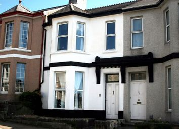 Thumbnail 2 bed flat to rent in Baring Street, Plymouth