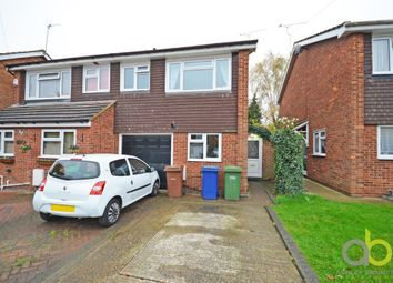 Thumbnail 3 bed semi-detached house for sale in Rayleigh Road, Stanford-Le-Hope