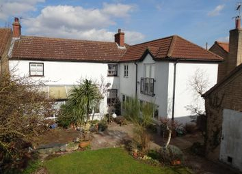 Thumbnail 4 bed end terrace house for sale in School Lane, Washingborough, Lincoln