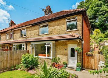 Thumbnail 3 bed terraced house for sale in Underbank Avenue, Hebden Bridge