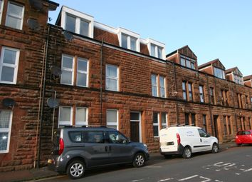 Thumbnail 1 bed flat for sale in Kelvin Street, Largs