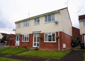 Thumbnail 3 bed semi-detached house for sale in Owls Road, Verwood