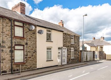 Thumbnail 2 bed terraced house for sale in Brecon Road, Builth Wells
