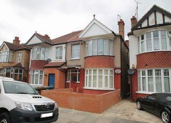 Thumbnail 2 bed flat to rent in Longley Road, Harrow