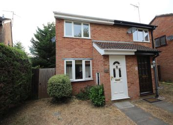 Thumbnail 2 bed semi-detached house for sale in Somerville, Werrington, Peterborough