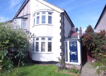 Thumbnail 2 bed semi-detached house to rent in East Rochester Way, Welling