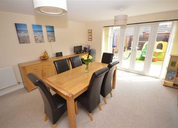 Thumbnail 4 bed property for sale in Greenfinch Crescent, Witham St Hughs, Lincoln