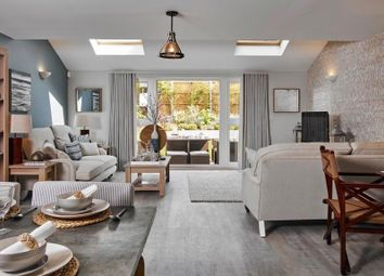 Thumbnail 3 bed semi-detached house for sale in The Sandpiper Show Home, Radwinter Road, Saffron Walden, Essex