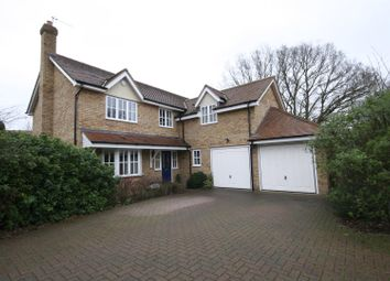 Thumbnail 5 bed detached house to rent in Mulberry Gardens, Shenley, Radlett