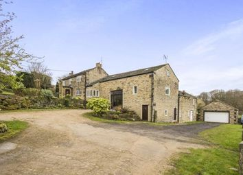 Thumbnail 6 bed detached house for sale in Shibden Hall Road, Halifax, West Yorkshire