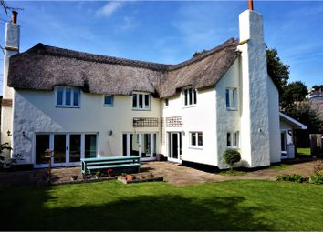 Thumbnail 5 bedroom detached house for sale in Holcombe Village, Holcombe, Dawlish