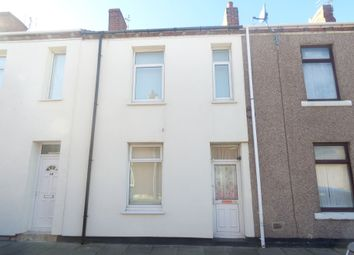 Thumbnail 2 bedroom terraced house to rent in Robert Street, Blyth