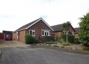Thumbnail 3 bed detached bungalow for sale in Carr Avenue, Leiston