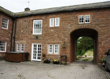Thumbnail 3 bed barn conversion for sale in High Head Castle, Ivegill, Carlisle, Cumbria