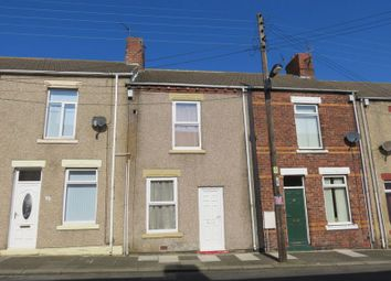 Thumbnail 2 bedroom terraced house for sale in Second Street, Blackhall Colliery, Hartlepool