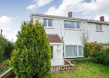 Thumbnail 3 bedroom end terrace house for sale in Chelston, Torquay, Devon