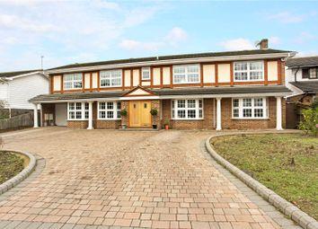 Thumbnail 6 bedroom detached house for sale in Brudenell, Windsor, Berkshire