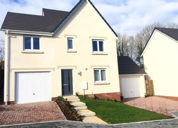 Thumbnail 4 bed property to rent in The Knowle, Kingsteignton, Newton Abbot